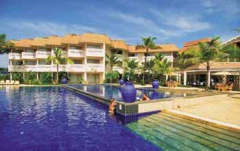 Majorda Beach Resort - Маджорда Бич Резорт, Гоа