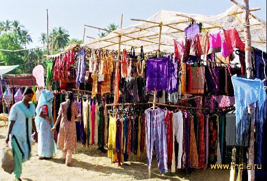 Покупки На Гоа Одежда