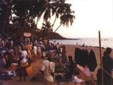 Рынок на берегу